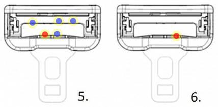 Tool breakdown locations