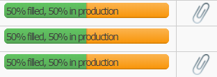 Sales order status